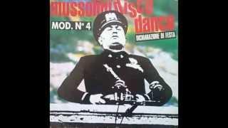 Mod Nº 4 - Mussolini Disco Dance (Judicta II) / 1989