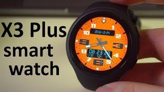Finow X3 Plus обзор на русском. Приятные умные часы из Китая на Android с круглым циферблатом!