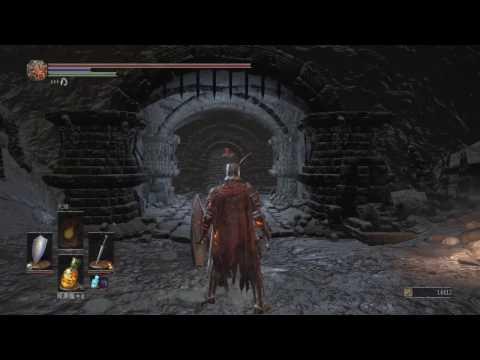 Dark Souls III 闇靈獵殺騎士卓力格