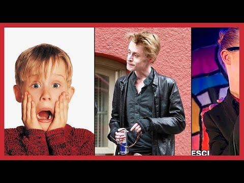 The Stars of Home Alone Then and Now 2017