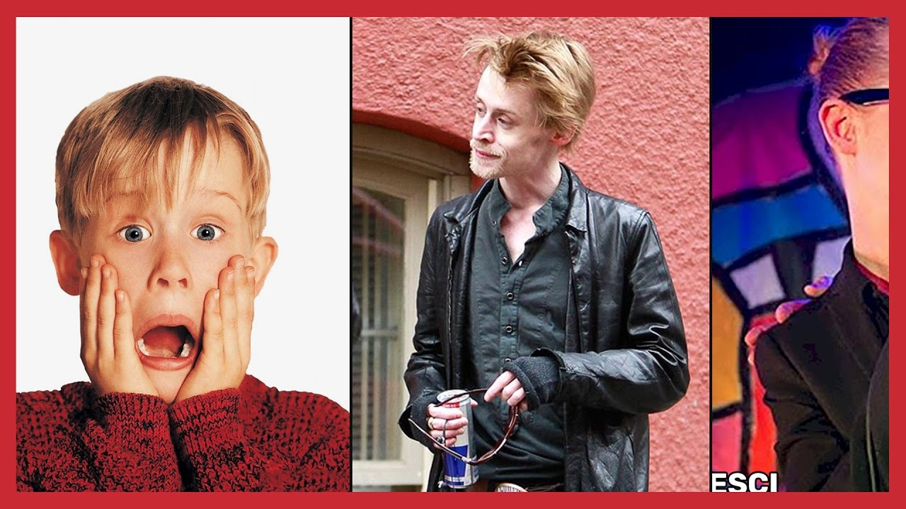 the stars of home alone then and now 2017 - youtube