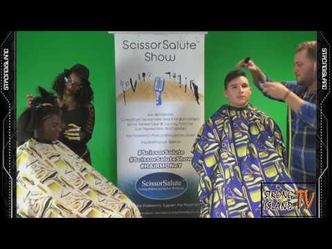 ScissorSalute™ Show 10/24/16 Episode