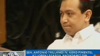 NTG: Trillanes, Pimentel at Legarda, nadadawit din sa pork barrel scam