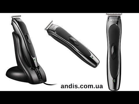 Распаковка машинки для стрижки ANDIS SLIM LINE Li IONAN 23895