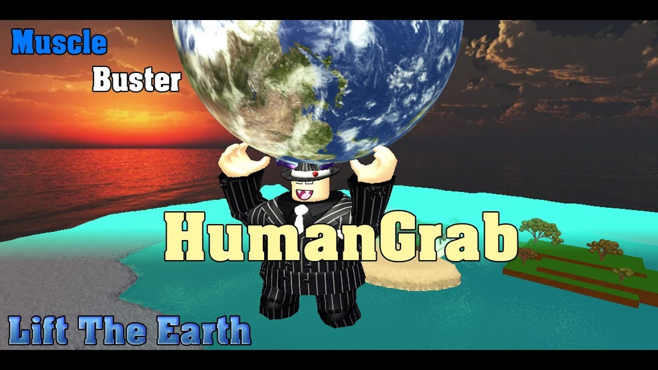 code muscle buster roblox