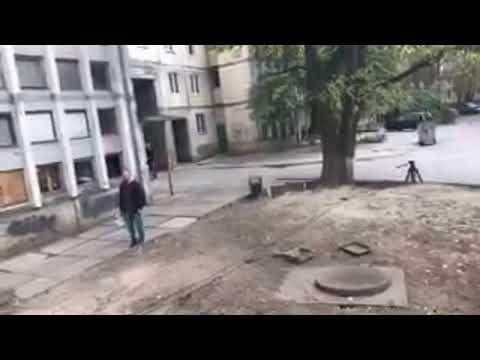 Пёс 5 как снимают  сериал в Киеве