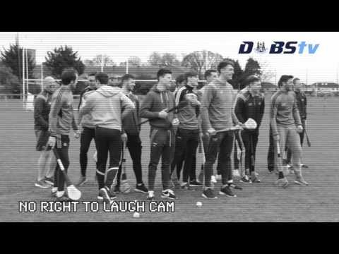 DubsTV - Dublin Hurlers Crossbar Challenge