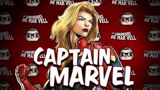 CAPTAIN MARVEL (Carol Danvers) : de victime à héroïne ?!