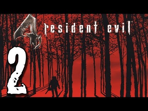 Let's Play Resident Evil 4 HD ft. Mike (#2) - Body Confusion [Chapter 1-2]