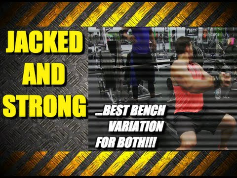 Awesome Bench Press Variation For More Strength and Size [Pause Reps]