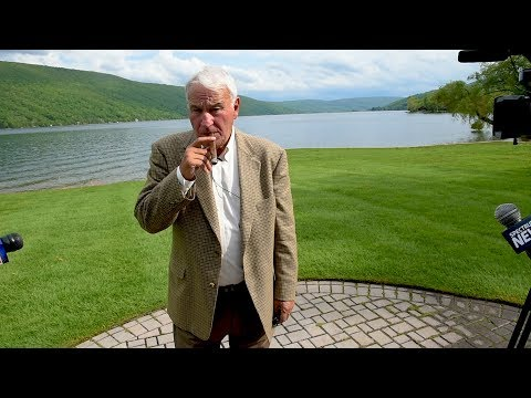 Billionaire Tom Golisano resorts to goose poop to fight New York property taxes