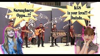 Spektakuler Gondang Batak Memainkan Lagu Korea Dan Spanyol Di Kampung