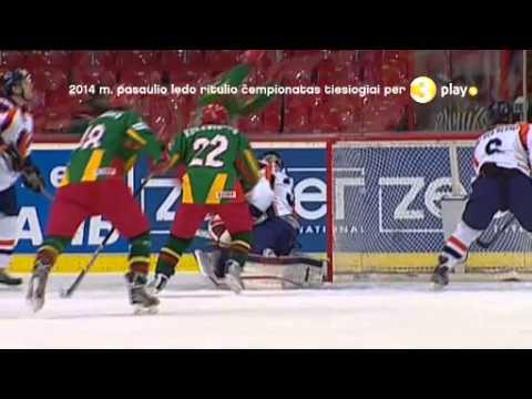 2014 m. Pasaulio ledo ritulio čempionatas TIESIOGIAI per TV3 Play