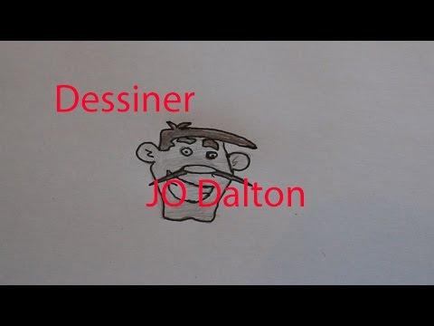 Design & Action - Dessiner JO Dalton