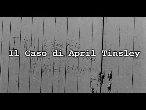 il caso di April Tinsley