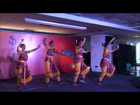 Bharatanatyam for