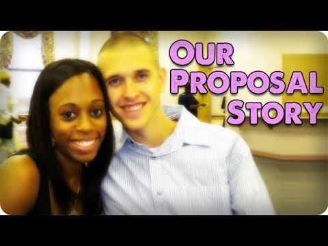 Our Proposal Story Youtube