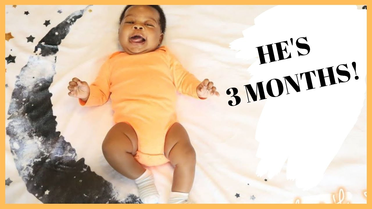 3 MONTHS UPDATE WITH OUR BABY BOY: Dealing with Reflux, Nicknames, Teething, Tummy Time and more.