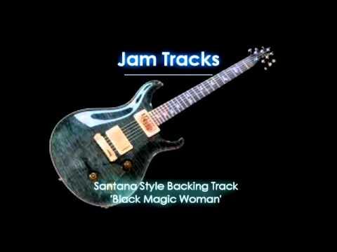 Santana Style Backing Track - TheGuitarLab -