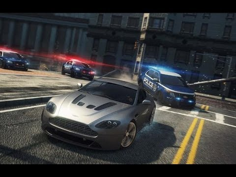 Need For Speed Most Wanted 2012 Episode 39 Aston Martin V12