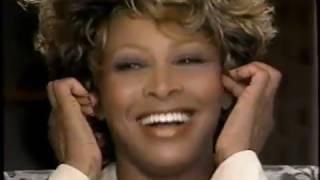 Tina Turner interview