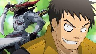 [Folge 28] Cardfight!! Vanguard G Offizielle Animation