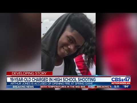 19-year-old charged in Terry Parker High School shooting