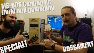 [SPECIAL] Building MS-Dos game computer and playing games with Dosgamert, AWE64, 3DFX Voodoo1