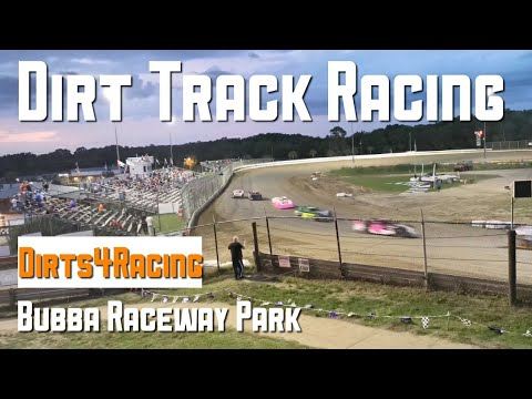 The car thing is not just me in the family, my sister runs a racing league in Florida and Races from time to time. This was at Bubba Raceway Park in Ocala Florida ... - dirt track racing video image