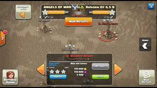 Clash of clans | AoW - how to 3 star TH9 with golaloon