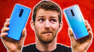 It's time to eat my words… OnePlus 8 and 8 Pro