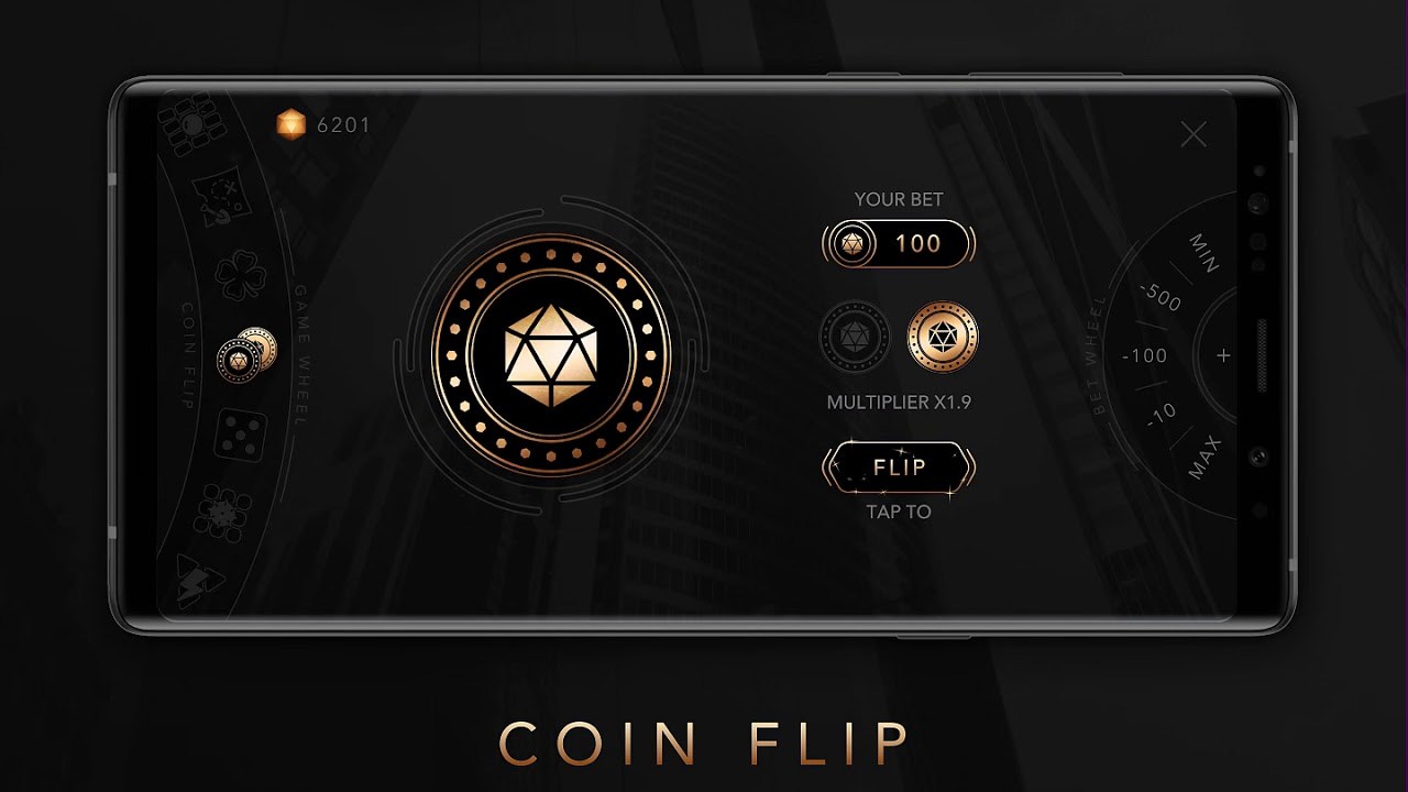 coin flip cryptocurrency