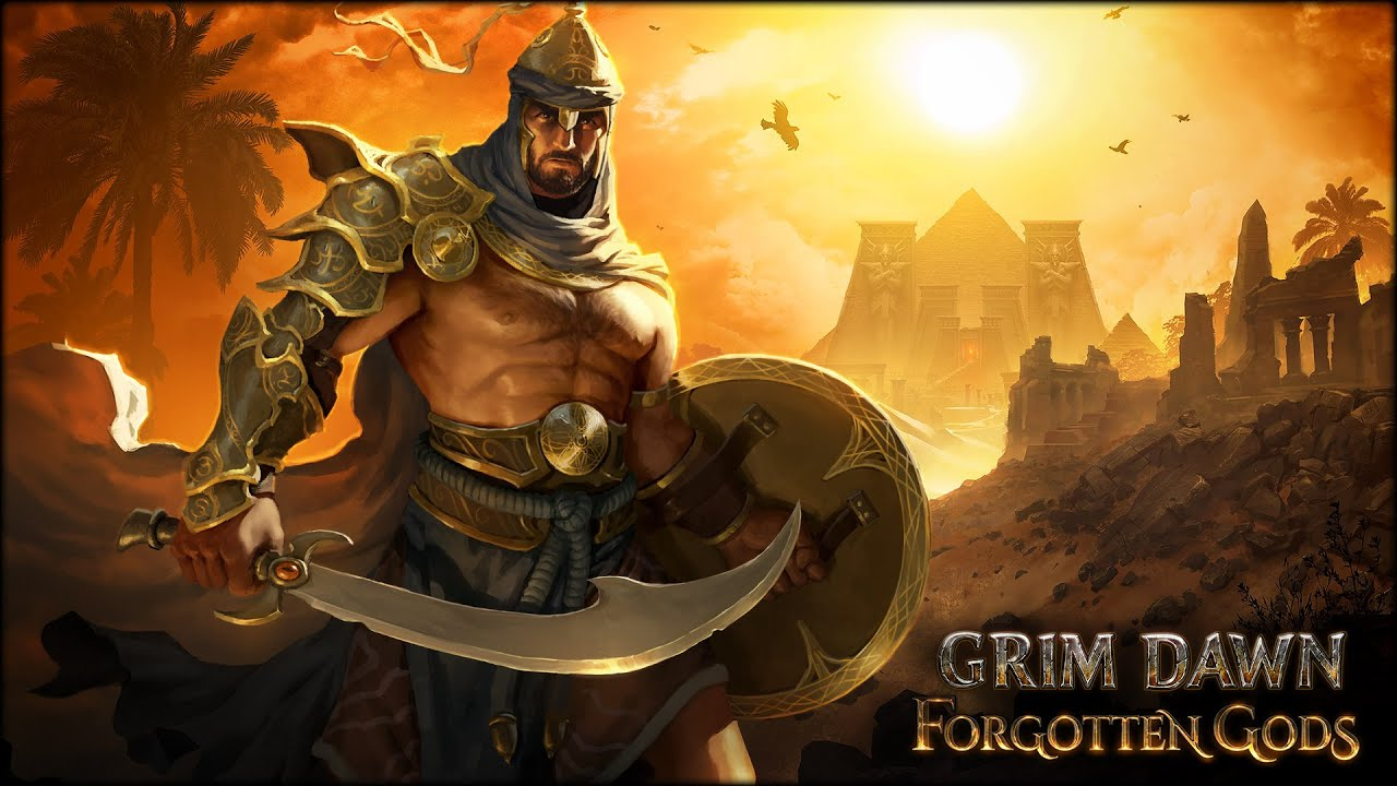 Grim Dawn: Forgotten Gods - Shattered Realm Preview