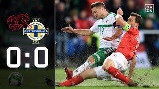 Remis in Basel – Schweiz fährt zur WM: Schweiz - Nordirland 0:0 Highlights | WM-Quali | DAZN