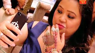 Comedian Bharti Singh flaunts her wedding jewellery