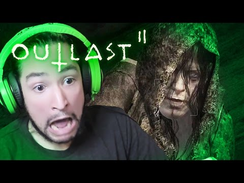SCARY HORROR GAME ABOUT BABIES - OUTLAST 2 Part 1