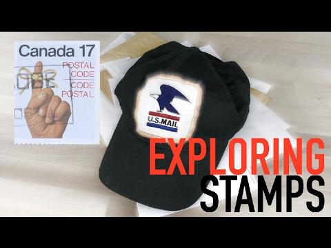 Postal Code Stamps - S1E4