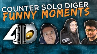 """Counter Solo Diger"" Ranked 5's Highlights - ft. Dyrus/Imaqtpie/Aphro/Santorin/Scarra"