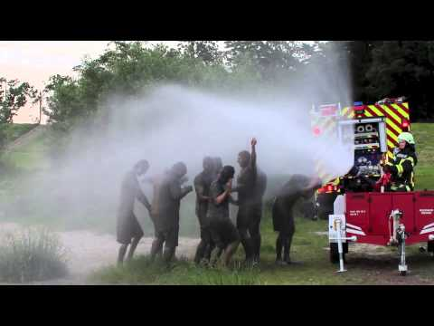 Cold Water Challenge 2014 FF Bremen-Farge