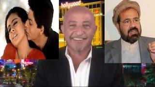 کریم امین (بچه فلم) نماينده گلبدین راکتیار و شاهرخ خان