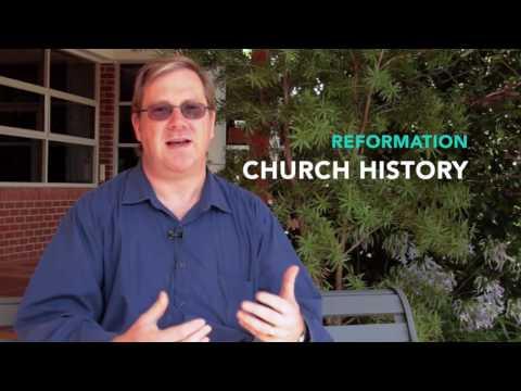Reformation Church History: David Morgan