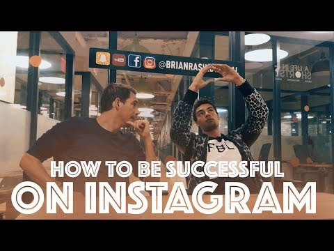 HOW TO BE SUCCESSFUL ON INSTAGRAM WITH DUNK/ELIOT | BTV 061