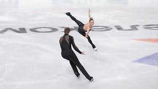 Russian Test Skates 2021 Pairs SP Контрольные прокаты России 2021 пары КП 11 09 2021