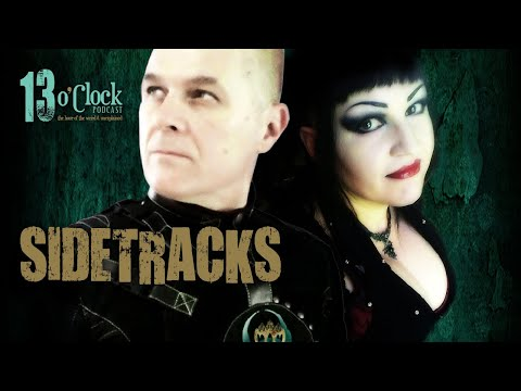 13 O'Clock Sidetracks 3: Kitty Origin Stories and a Haunting in Boston