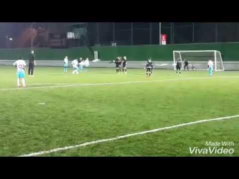 Cristiano Ronaldo'nun Oğlu Oynadığı Maçta Eşsiz Bir Gol İcat Etti..!!