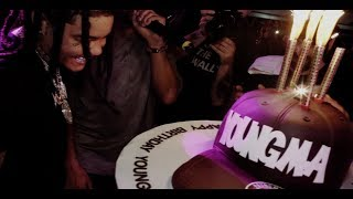 Young M.A Birthday In Dubai ( Vlog)