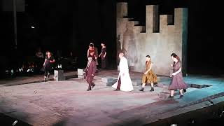 Η Ηλεκτρα σε σκηνοθεσία Θ. Μουμουλιδη στο θέατρο Κοζάνης
