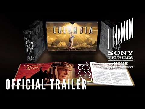 Columbia Classics 4K Ultra HD Collection - OFFICIAL TRAILER Available June 16th!