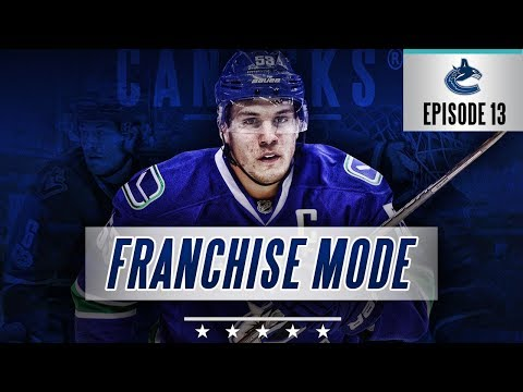 "NHL 18 Franchise Mode | Vancouver Canucks #13 ""Bye Bye Baertschi"""