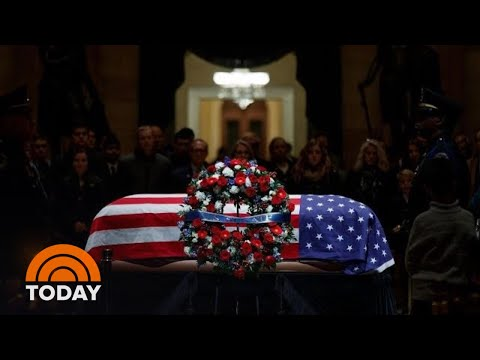 George H.W. Bush's Funeral: NBC Anchors Remember His Legacy | TODAY